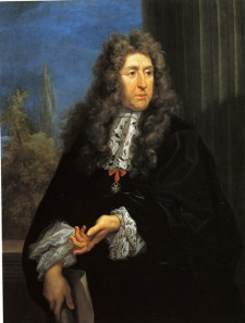 André Le Nôtre - figure célèbre