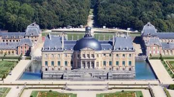 Le Château de Vaux-le-Vicomte - services