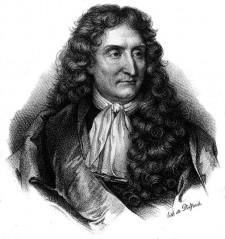 Jean de La Fontaine - famous figure