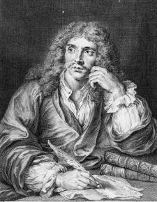 Molière - famous figure