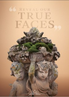 Cover page Statues brochure