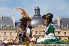 Journée Grand Siècle Costumée au château