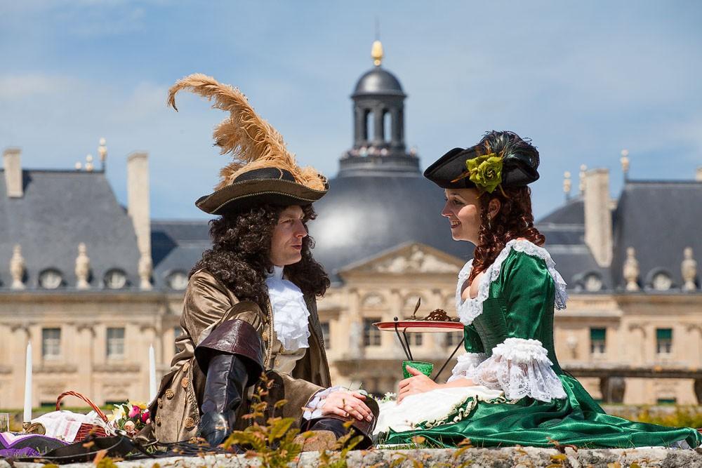 Journée Grand Siècle au Château de Vaux-le-Vicomte