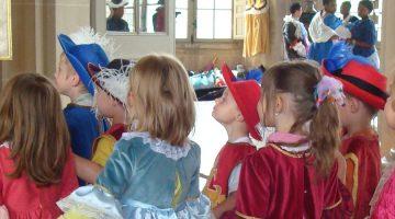 Coloriage Chateau Vaux Le Vicomte.Enfants Et Familles Chateau De Vaux Le Vicomte