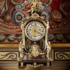 Pendule Guillaume Crochez Vaux-le-Vicomte