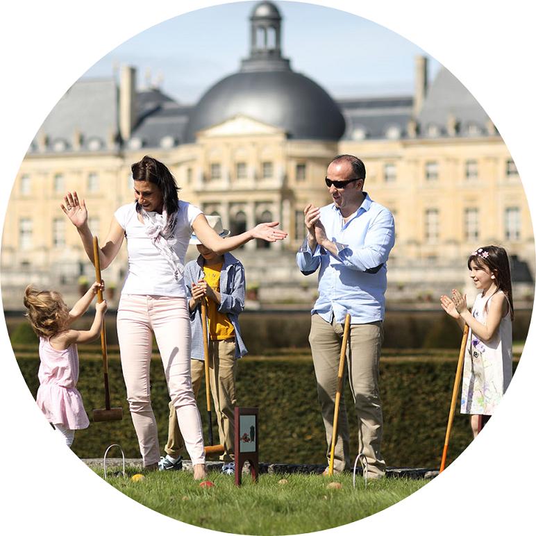 Activités Jeux de La Fontaine