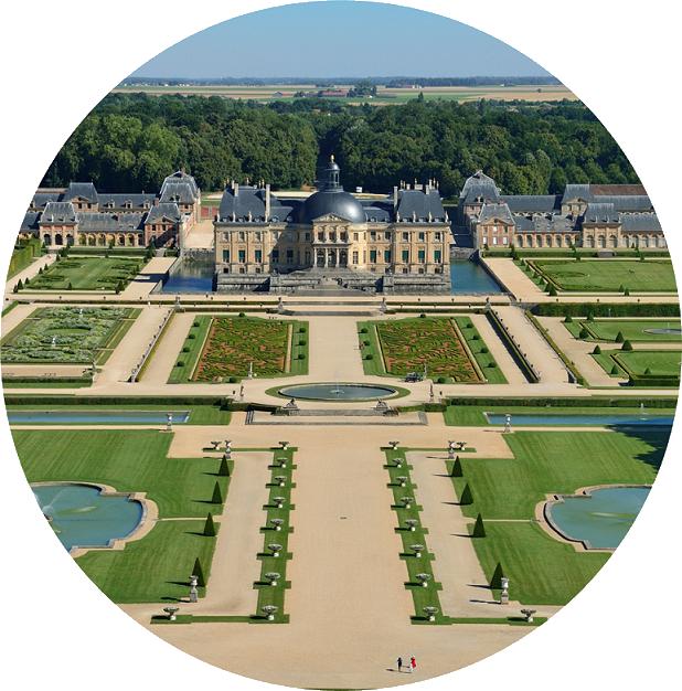 Domaine de Vaux-le-Vicomte