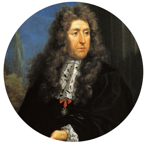 Portrait of André Le Nôtre