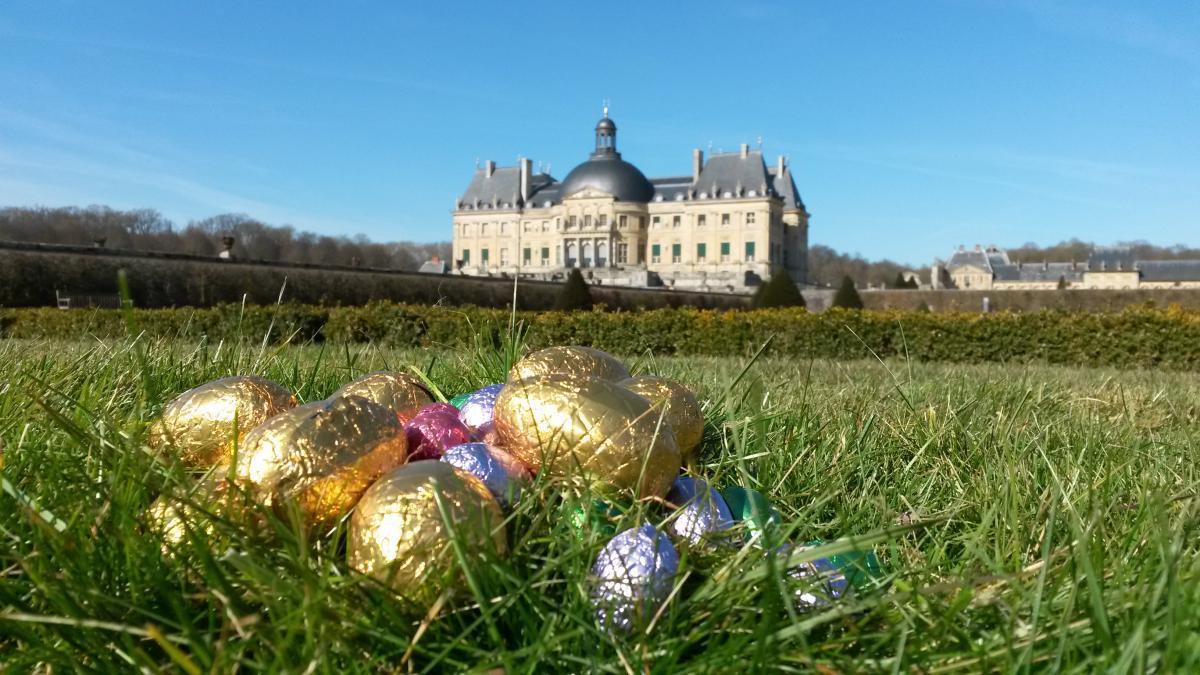 Vaux-le-Vicomte célèbre Pâques