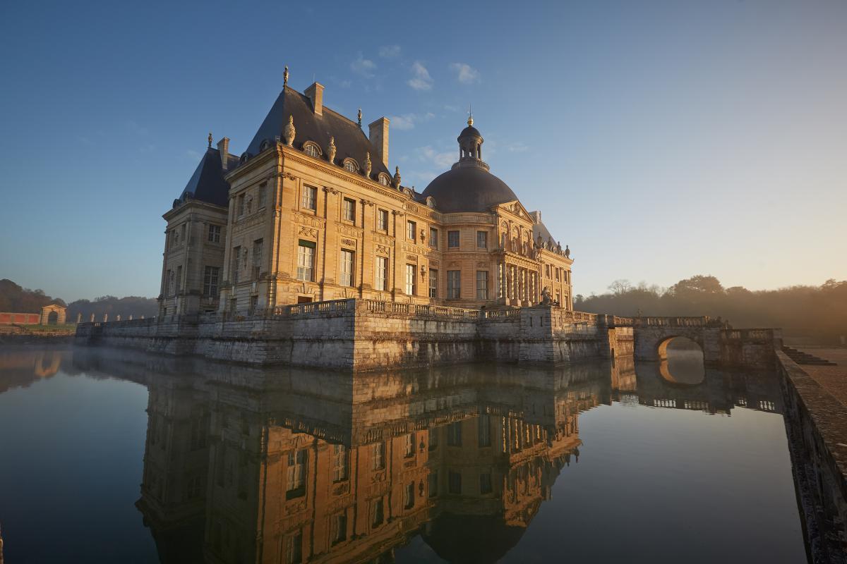 Château de Vaux-le-Vicomte Guillaume Crochez