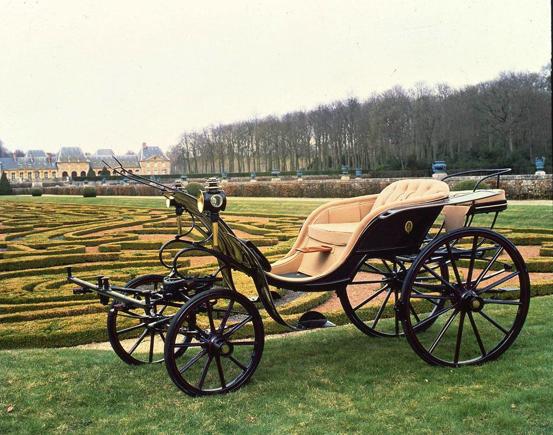 Poney Duc, Musée des équipages