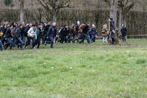 Vaux-le-Vicomte célèbre Pâques chasse adulte - 2018