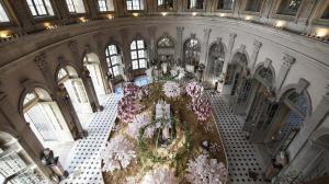 Vaux-le-Vicomte célèbre Pâques - Décor Grand Salon