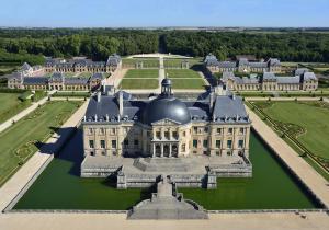 Château vues aériennes (C) A.CHICUREL - L. LOURDEL (23)