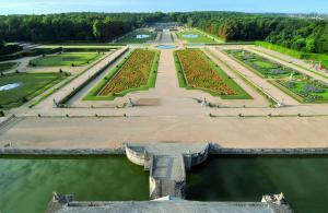 Jardins de Vaux-le-Vicomte - (C) Béatrice Lécuyer-Bibal