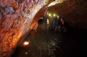 Rivière souterraine (C) Yann Piriou2bis BD