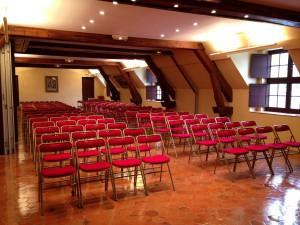 La salle Villars